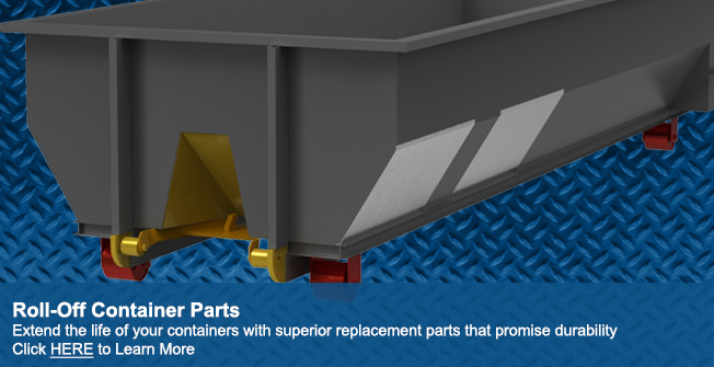 PRT Roll-Off Container Parts